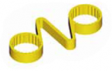 Индикатор колесных гаек с удерживающими пружинами  66021-71
